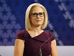 In Arizona, Democrat Kyrsten Sinema runs hard to the middle