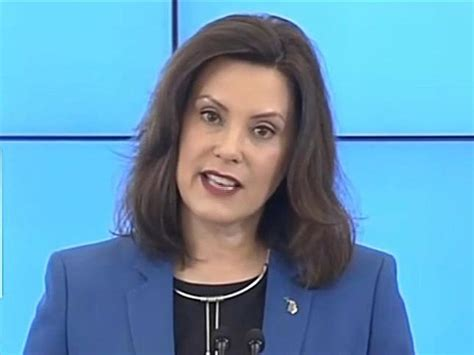 Michigan Gov. Whitmer extends and eases stay-at-home order ...