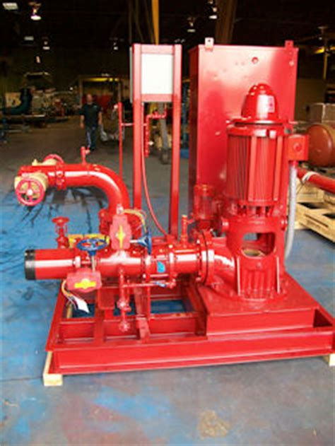 electric fire pumps