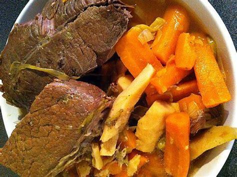 recette de pot au feu compatible dukan
