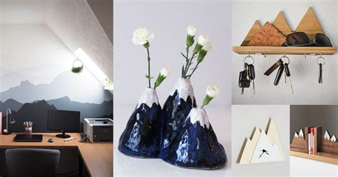 Mountain Themed Decor Diy Ideas For