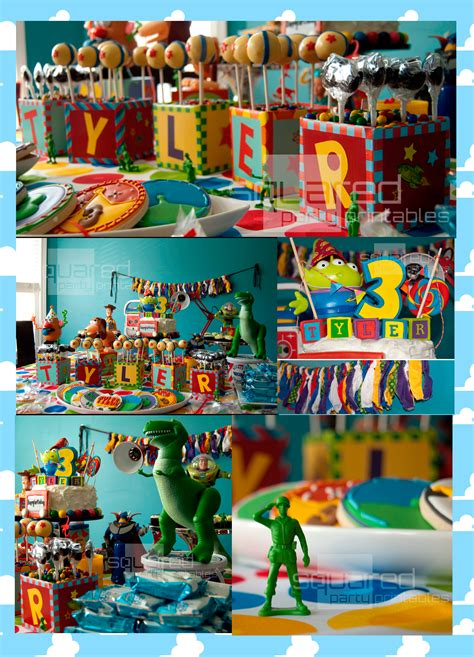 decoracion woody toy story toy story collage de ideas