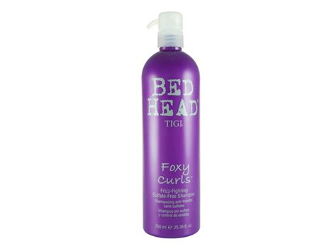Bed Foxy Curls by Tigi Bed Foxy Curls Shoo 750ml Ebay