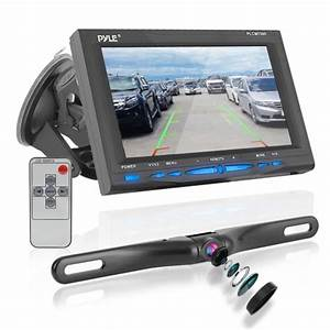 Pyle - Plcm7500 - On The Road - Rearview Backup Cameras