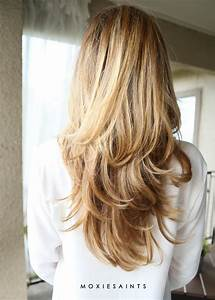 Best 25+ Long layered haircuts ideas on Pinterest Layered hair, Long layered hair and Long