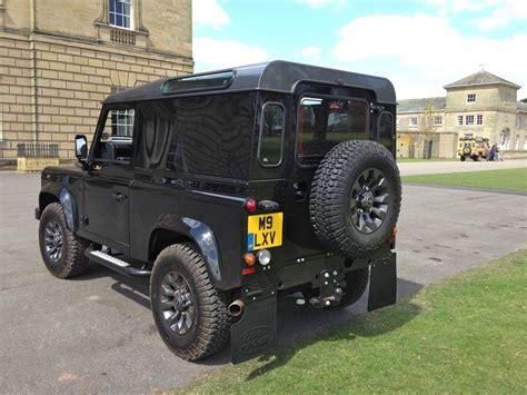 Land Rover Defender Lxv Review