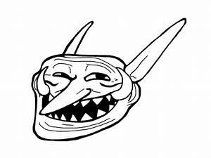 Trollface by Scethdra on DeviantArt