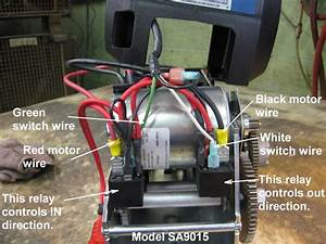 12 Volt Dc Winches With Remote Switch Manual