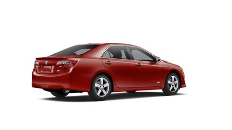 Toyota Introduces 2014.5 Camry Hybrid Se Limited Edition