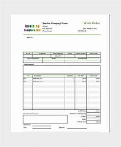 7 plumbing invoice free sample example format download With plumbing work order invoice