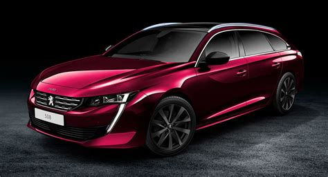 2018 Peugeot 508 Spawns Estate And Rxh Variants Of The