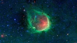 Emerald Ring Nebula - Our Universe and More Wallpaper
