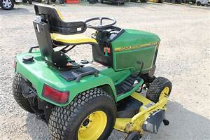 John Deere 425 Mower Deck Manual