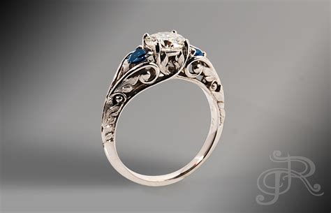 lord of the rings inspired engagement rings matvuk