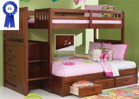 Best Toddler Bunk Beds With Stairs  Safest Bunk Beds For
