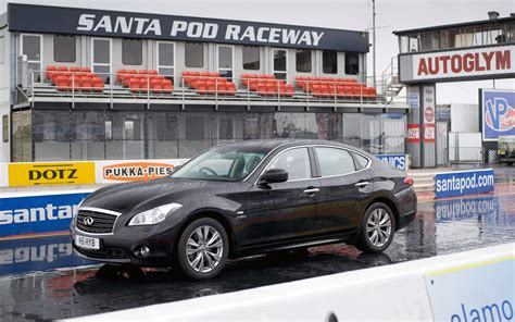 It's Official: 2012 Infiniti M35h is World's Fastest Hybrid