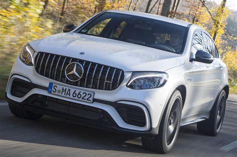 Mercedes-amg Glc 63 S 4matic+ Coupé 2017 Review