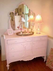 Shabby Chic Dresser : pink shabby chic dresser with tiara mirror petite pink cottage pinterest dresser ~ Sanjose-hotels-ca.com Haus und Dekorationen