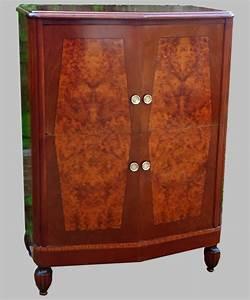 Meuble Art Deco Occasion : joli meuble de rangement ancien art deco ~ Teatrodelosmanantiales.com Idées de Décoration