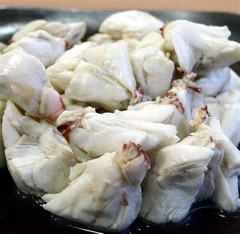 freezing crab meat  respond  questions carolina