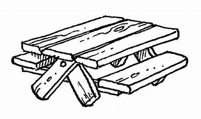 Picnic Table Clipart Clip Basket Cliparts Library