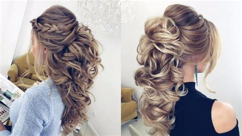 Bridal Hairstyles For Balayage Ombre Hair