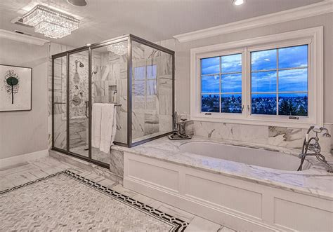 bath tub tile 27 gorgeous bathroom chandelier ideas designing idea