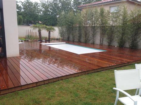 realisation d une terrasse en bois r 233 alisation d une terrasse piscine en bois ip 233 monts d or
