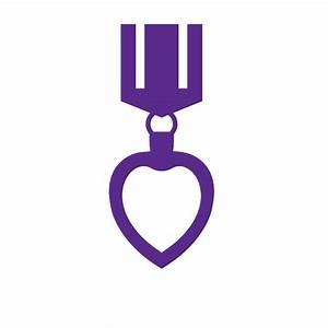 military purple heart clipart - Jaxstorm.realverse.us