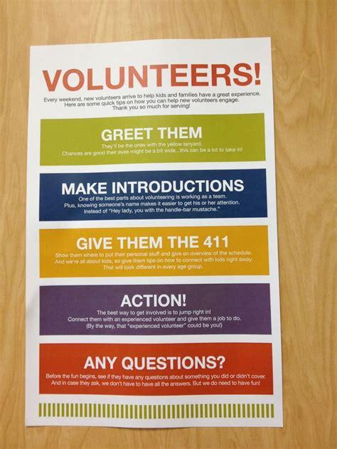 volunteers       day children