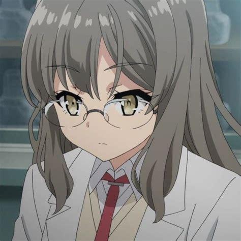 Pin De Zeanfiza Em Seishun Buta Yarou Icon Anime