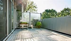 Balkon Windschutz Durchsichtig : windschutz f r die terrasse den balkon den garten ~ Markanthonyermac.com Haus und Dekorationen