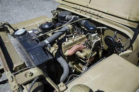 wwii jeep engine found in crate 1944 willys mb jeep to cross willys mb