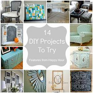 DIY Projects for a New Home - spend your weekend in your