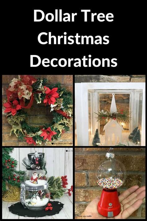 diy dollar tree christmas decorations ps  love  crafts