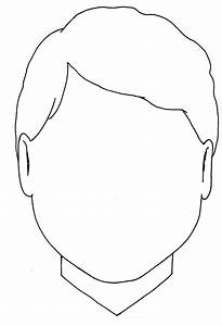 Boy Face Pic Outline ClipArt Best