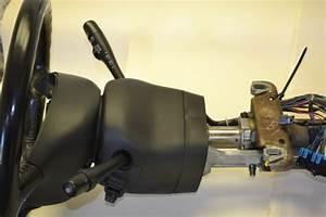 Corvette C5 Power Telescopic Steering Column Oem