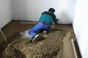 Praskání betonu