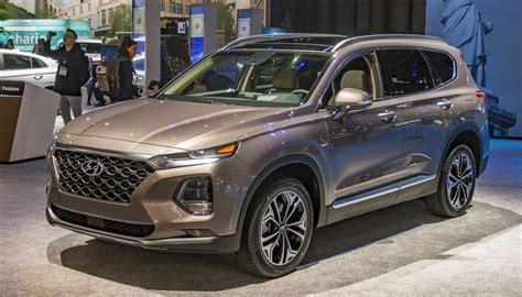 Hyundai Diesel 2020 by 2020 Hyundai Santa Fe Diesel Engine Exterior Interior