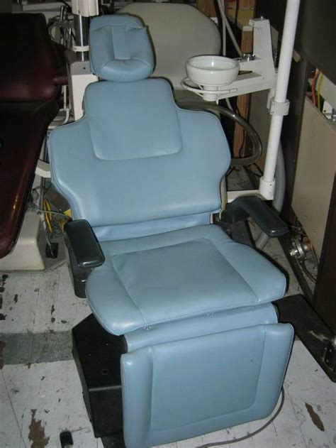 Belmont Dental Chair Colours by Belmont 035 036 Pre Owned Dental Inc