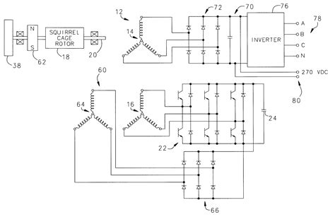 patent  induction motorgenerator system