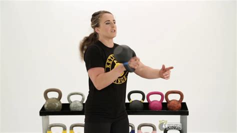 clean power kettlebell workout kings workouts