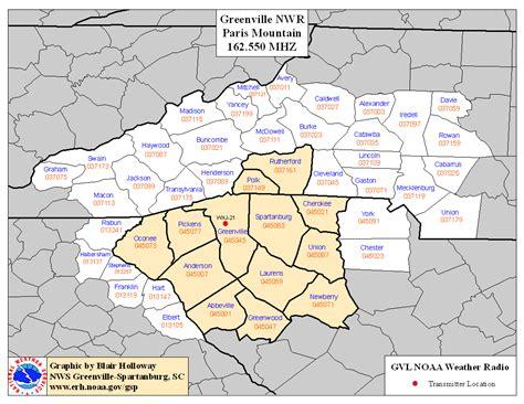 map  northwestern south carolina zion star