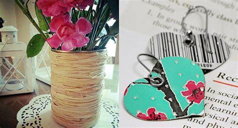 ideas creativas  reciclar latas