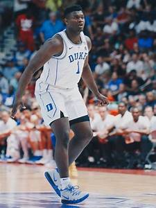 Zion Williamson | NBA Shoes Database