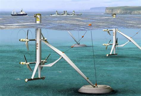 Приливная электростанция ПЭС