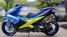 Yamaha Aerox 155vva Backgrounds by Yamaha Nvx 155 độ Monoshock độc đ 225 O H 224 Ng đầu Tại Việt Nam