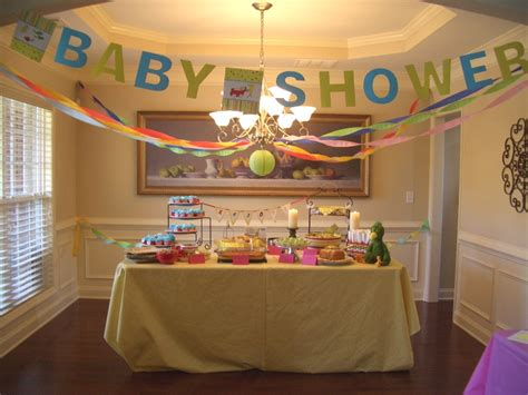 Anatomy Of A Dinner Party » Guest Post  Dr Seuss Baby Shower