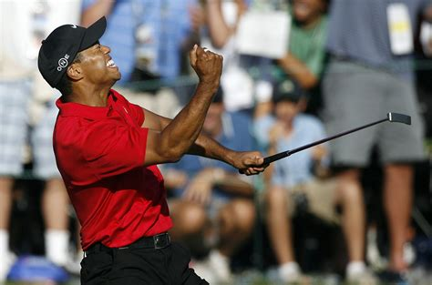 Before the scandals: Remembering what Tiger Woods once ...