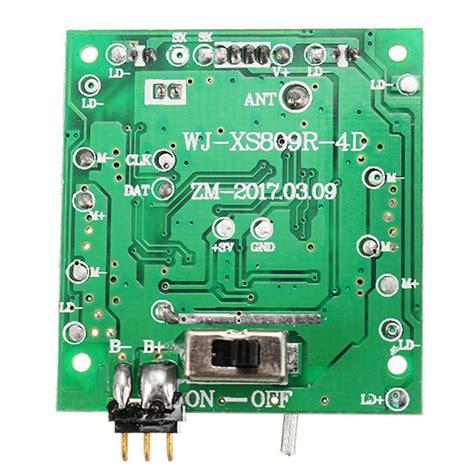 visuo xsw rc quadcopter spare parts receiver board  images rc quadcopter quadcopter